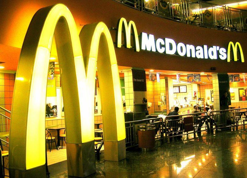 McDonald's- 3