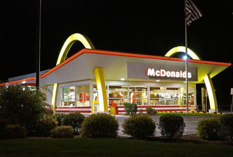 McDonald's- 4