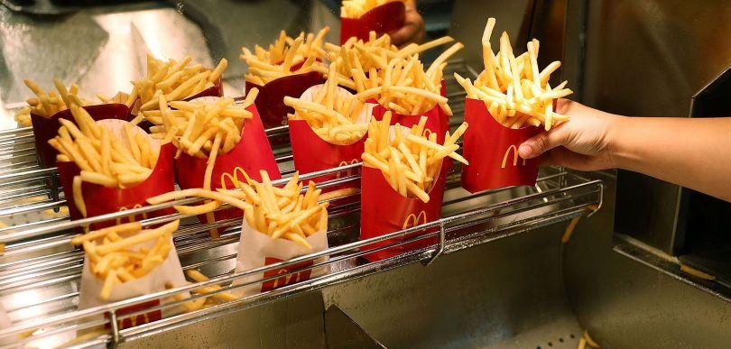 McDonald's- Fite