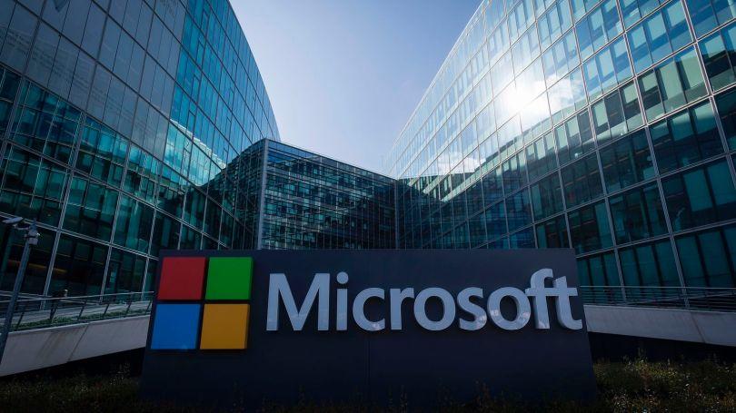 Microsoft société