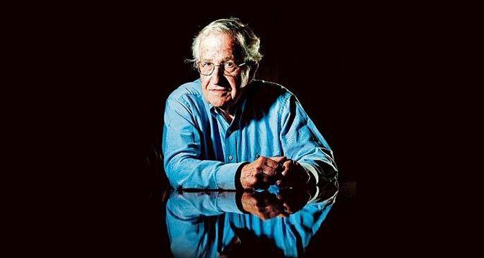 Noam Chomsky - 1