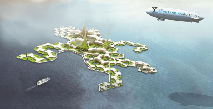 Peter Thiel - Paypal - Seasteading - Polynésie - 1