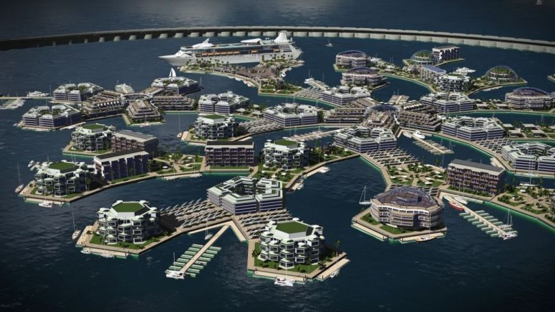 Peter Thiel - Paypal - Seasteading - Polynésie - 3