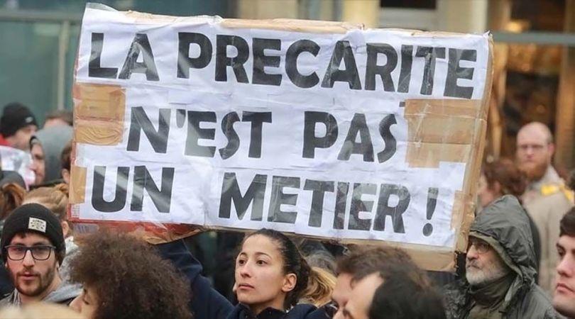 Précarité - Manifestation