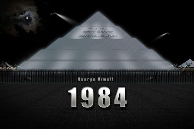 Pyramide - Orwell - 2