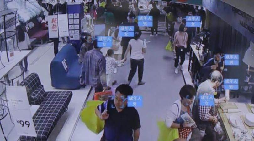 Reconnaissance faciale - Chine