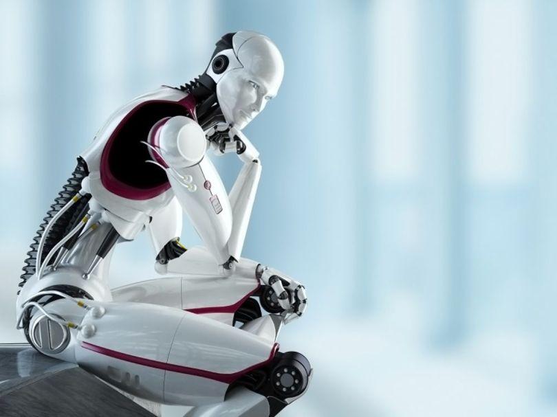 Robot - Penseur