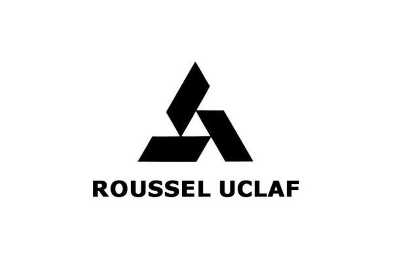 Roussel-Uclaf Logo