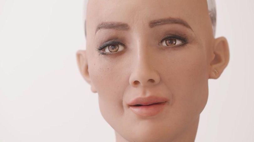 Sophia - Robot - 3