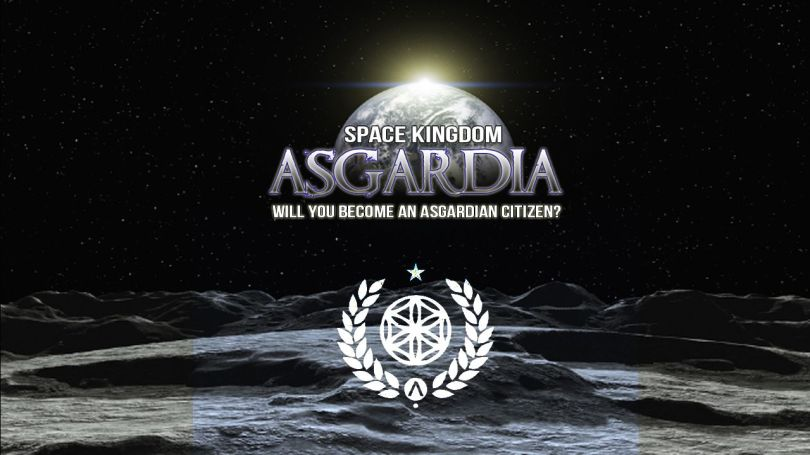 Space Kingdom of Asgardia - 1