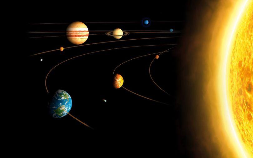 Système solaire - 2