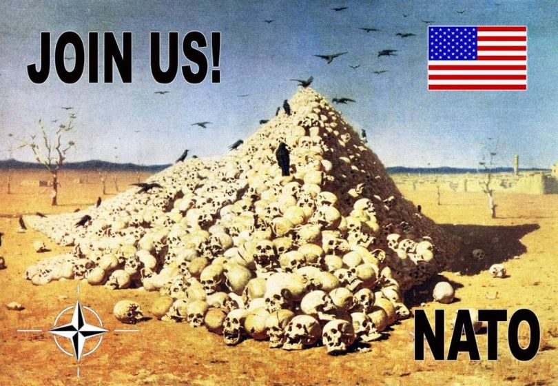 USA - OTAN - Join Us - Syria