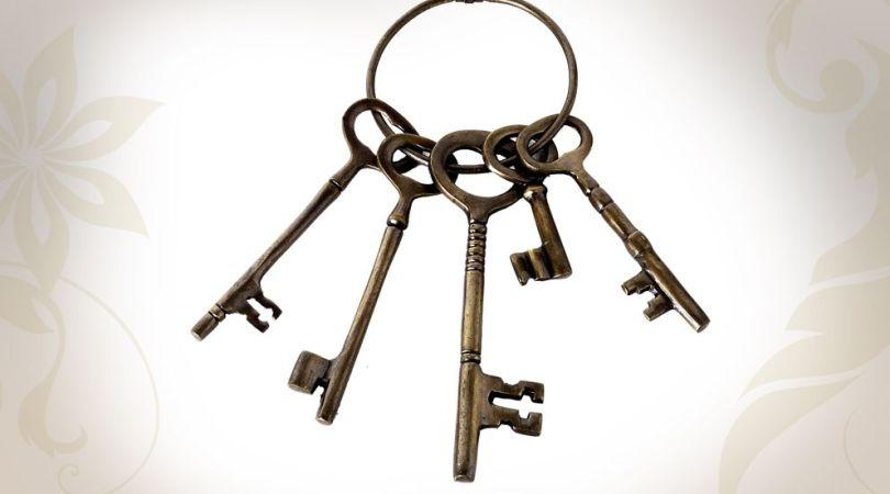 Vieilles clés