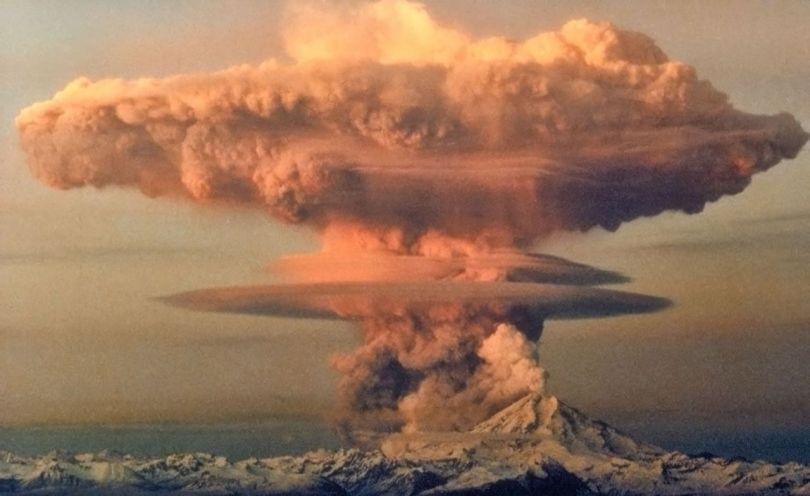 Volcan - Eruption - 2