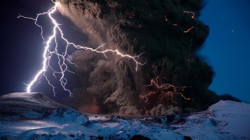 Volcan - Eruption - 4