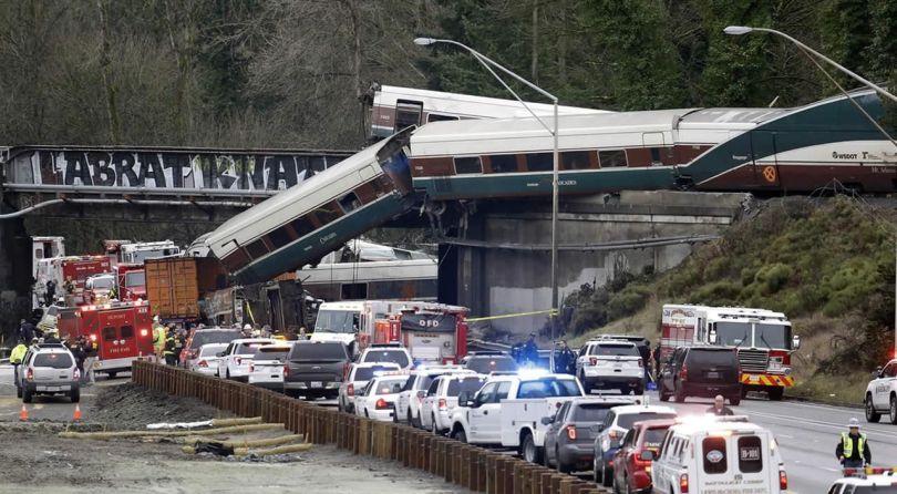 Accident ferroviaire - Etats-Unis - 2