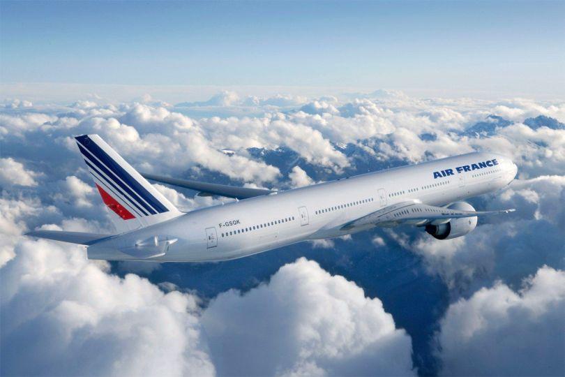 Avion Air France - 1