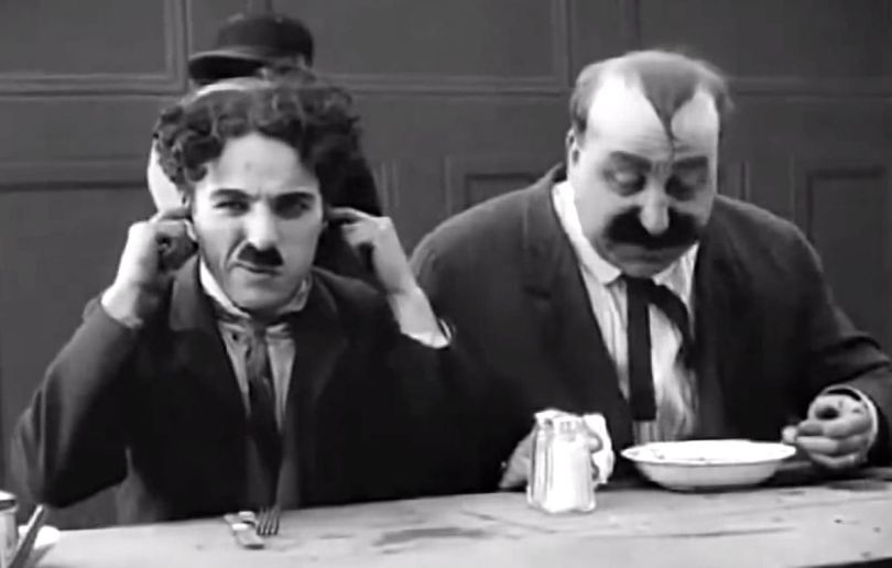 Charlie Chaplin - Film - Misophonie