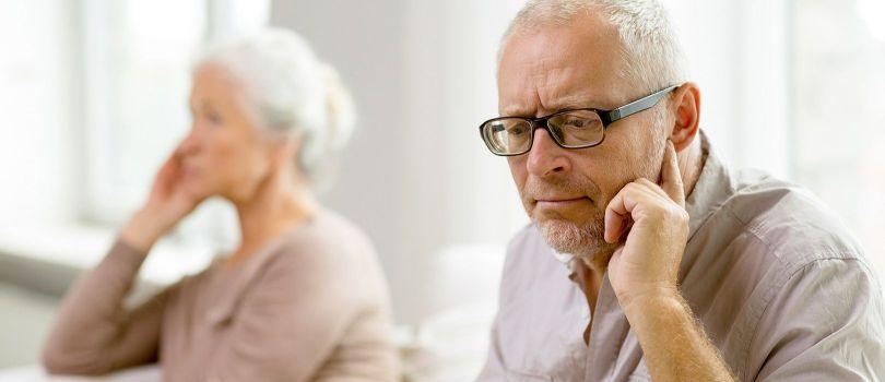Couple personnes âgées - Audition