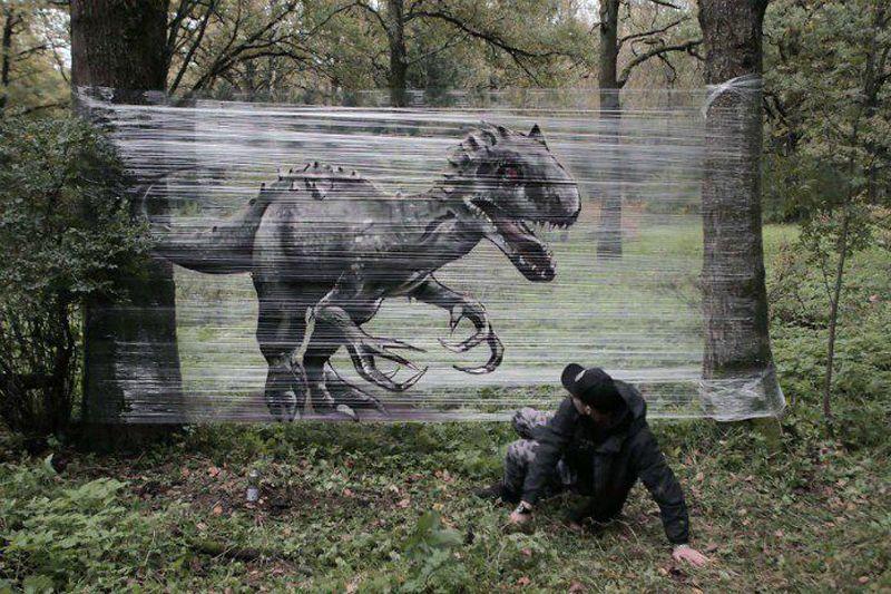 Evgeny Ches - Peinture - 1