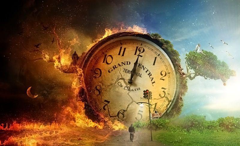 Fin des temps - Horloge