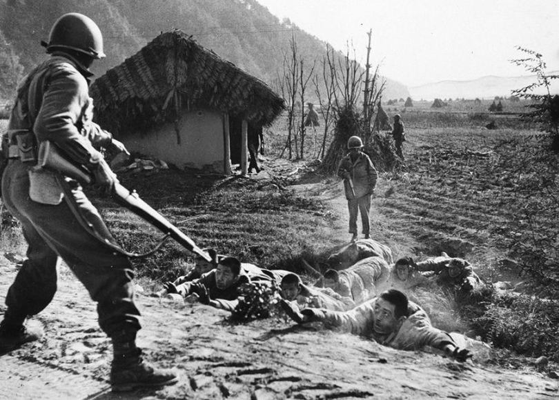Guerre - Corée du nord (1950 - 1953) - 3