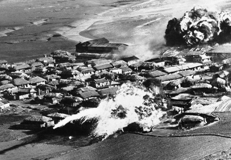 Guerre - Corée du nord (1950- 1953) - 6
