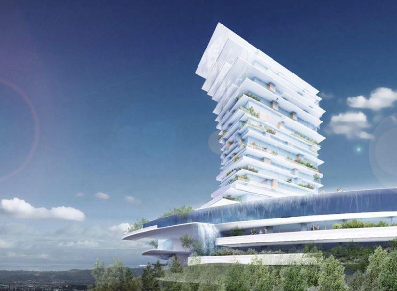Hôtel de luxe - Micro-climat - Vancouver - 1