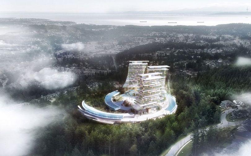 Hôtel de luxe - Micro-climat - Vancouver - 2