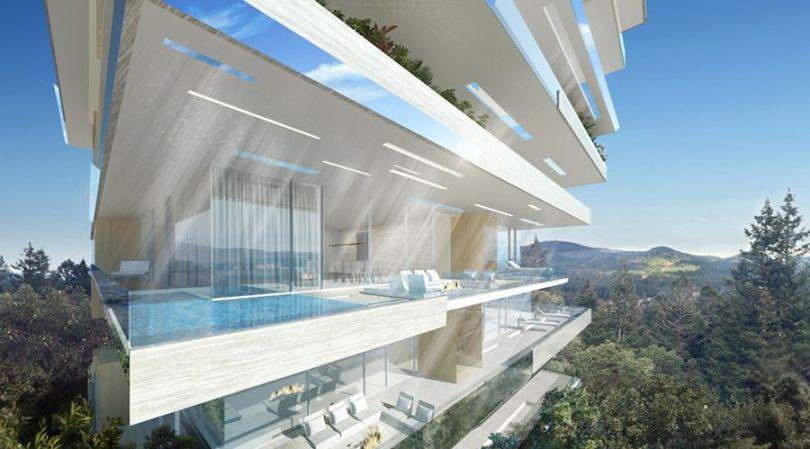 Hôtel de luxe - Micro-climat - Vancouver - 3
