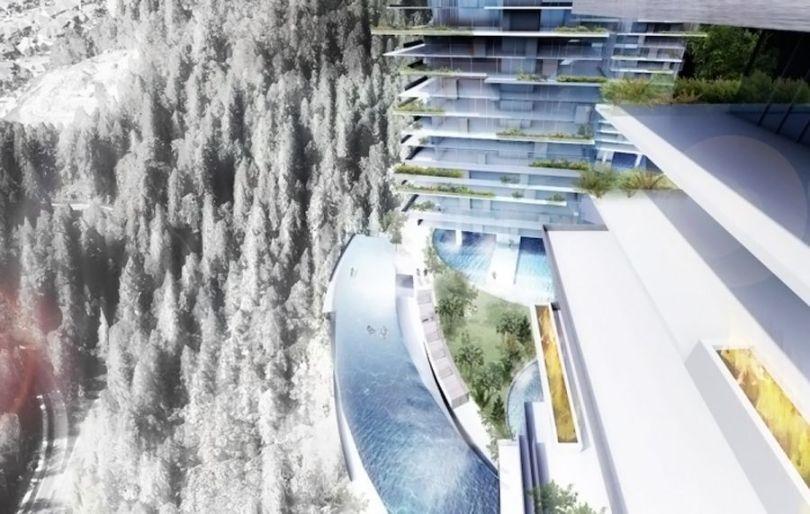 Hôtel de luxe - Micro-climat - Vancouver - 8