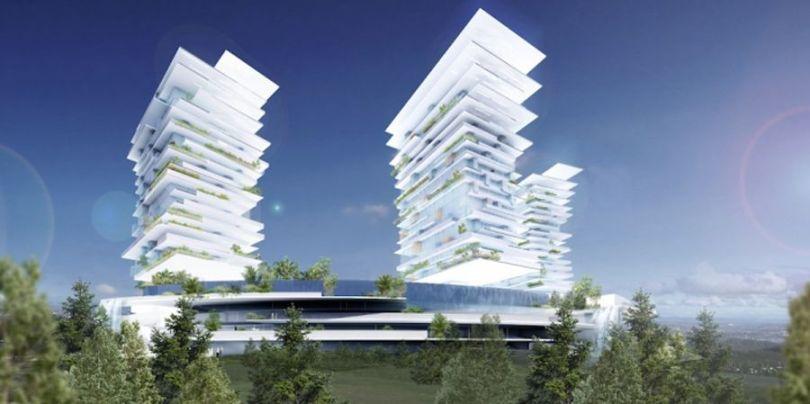 Hôtel de luxe - Micro-climat - Vancouver - 9