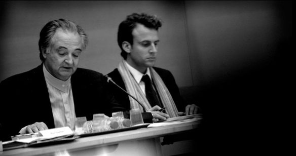 Jacques Attali & Emmanuel Macron
