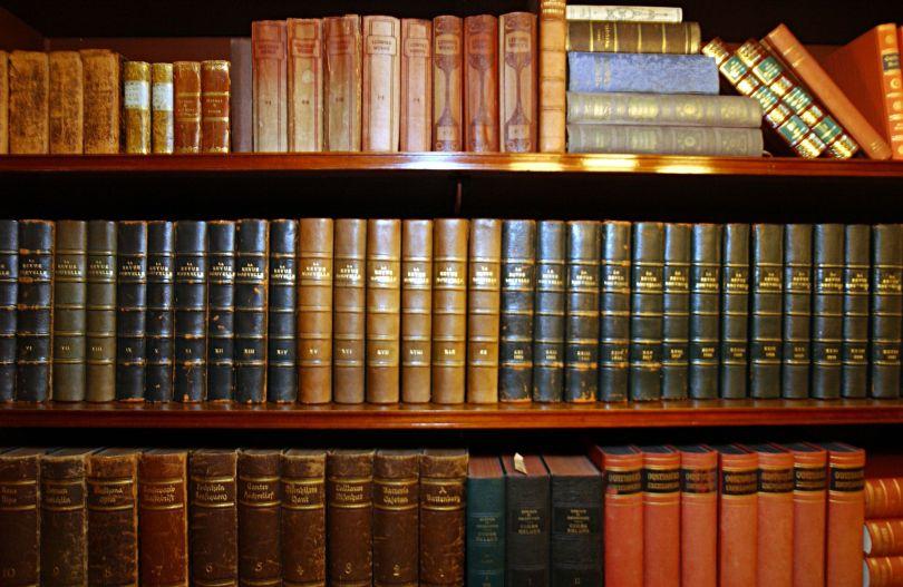 Livre - Bibliothèque - 1