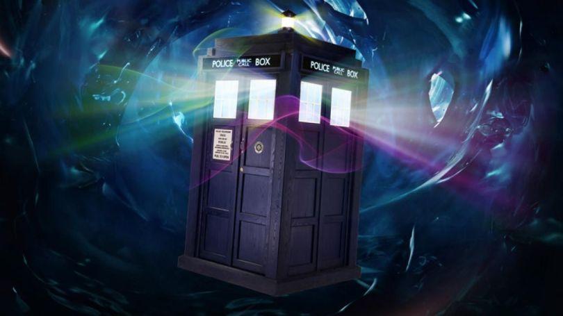 Machine à voyager dans le temps - Doctor Who