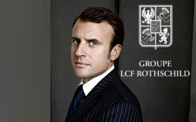 Macron - Groupe Rothschild
