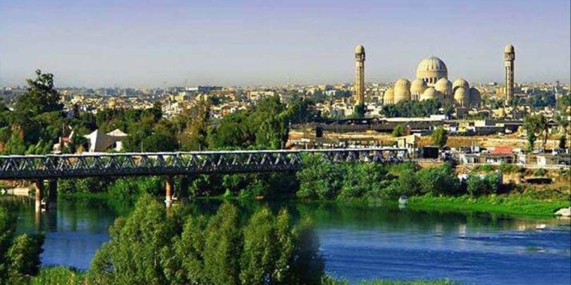 Mossoul - Avant