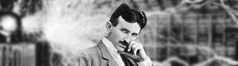 Nikola Tesla - 1