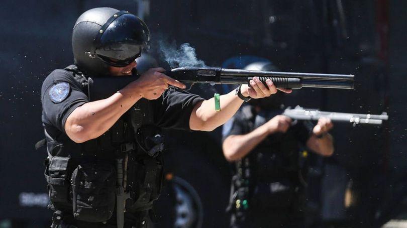 Policier - Argentine