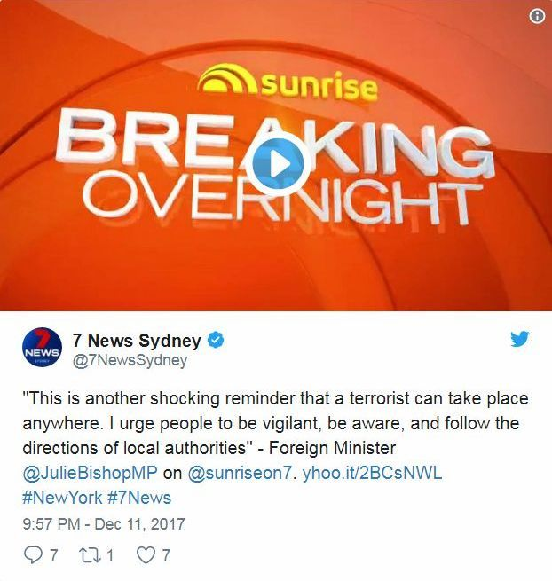 Twitte - Espion - Australie