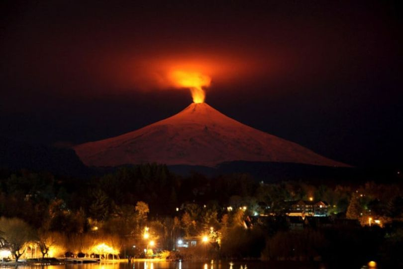Volcan - 1