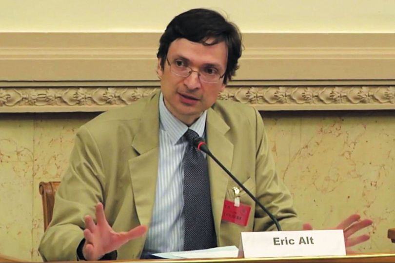 Éric Alt - Magistrat