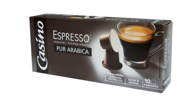 Café en capsules - 2