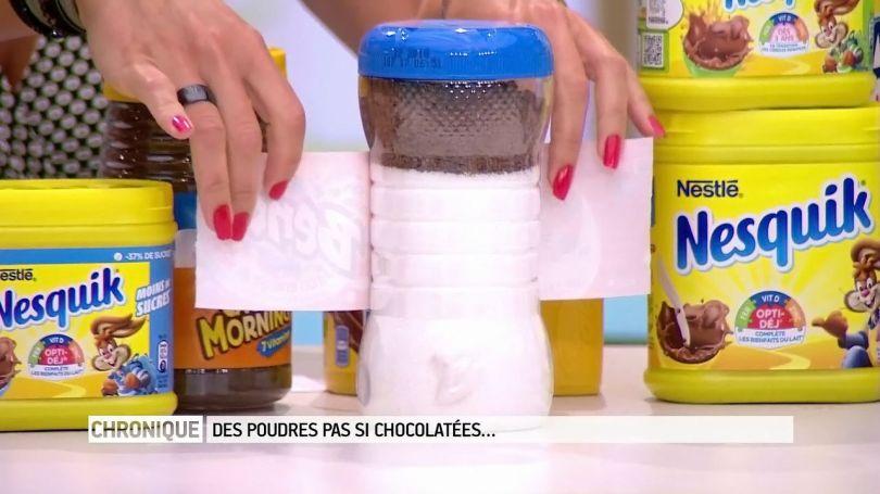 Chocolat en poudre - Sucre