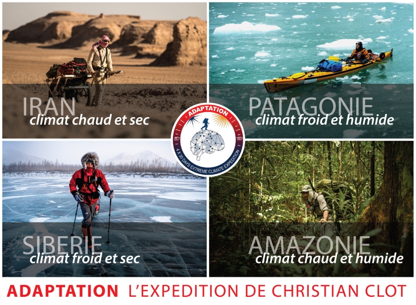 Christian Clot - Expéditions