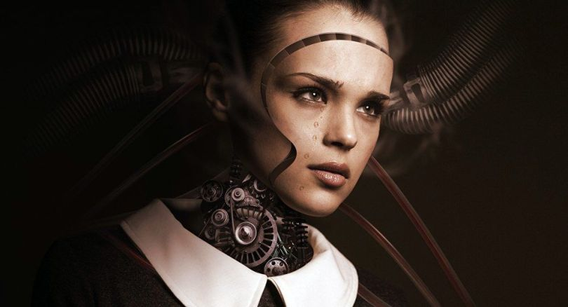 Cyborg - Femme