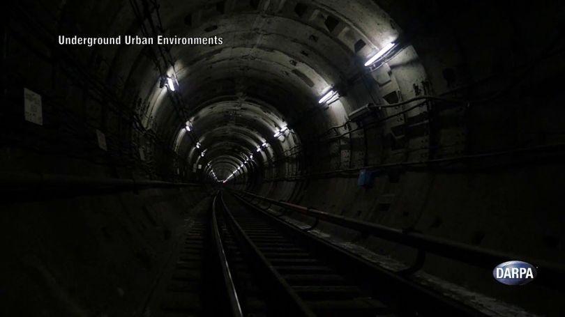 DARPA - Underground Urban Environements