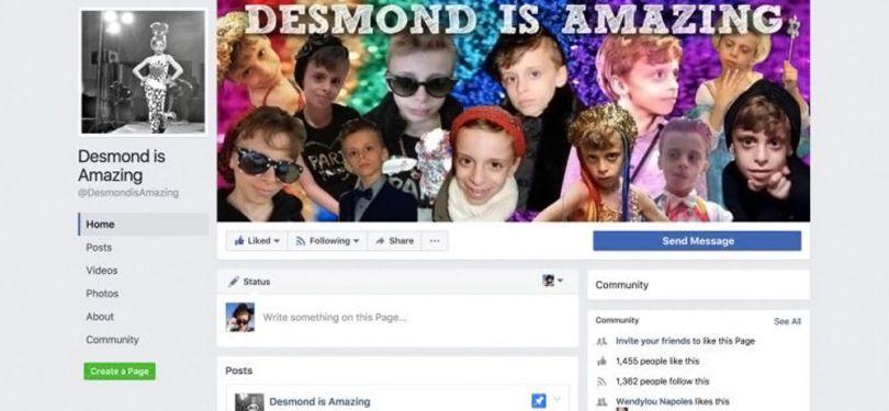 Desmond - Drag queen - 2