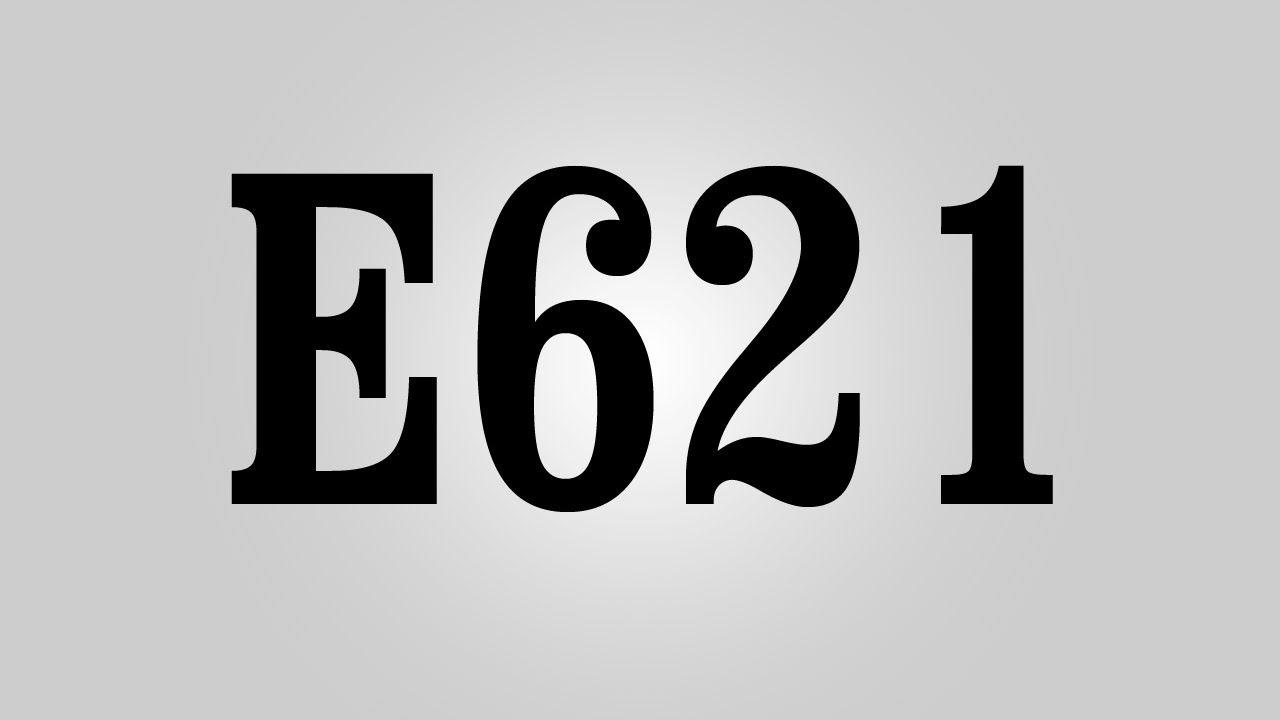 E621 - Glutamate