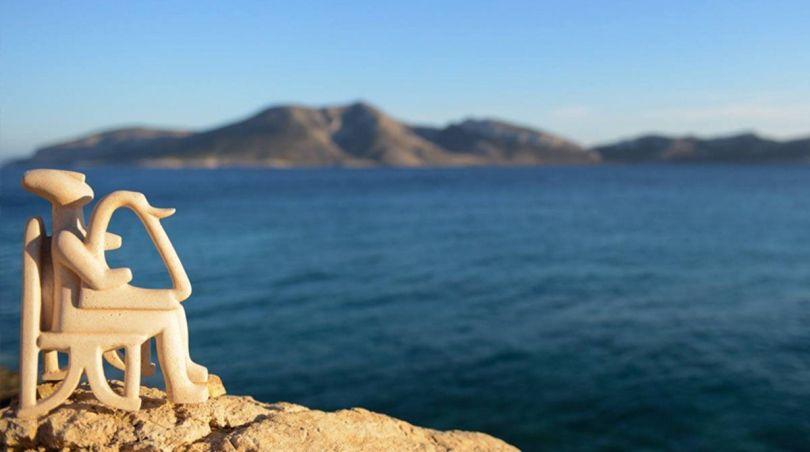 Figurine – Ile de Kéros – Grèce